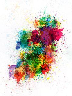 Licuado de colores!!