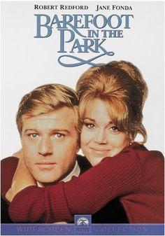 Barefoot in the Park  Robert Redford and Jane Fonda