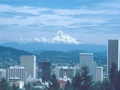Vancouver, Washington.  Funny how a place you've never been to ever before feels like home when you get there.