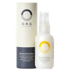 ORG Mineral Peel Face rv $44