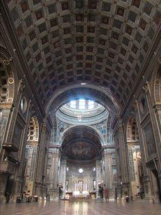 Alberti - Sant'Andrea (interior) - Mantua
