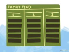 family feud game instructions