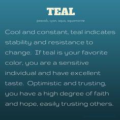 Daily Pretty:  Teal-spiration - http://sparkliatti.com/2014/02/teal-colorspiration/