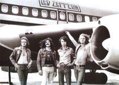 Led Zeppelin. True legends.