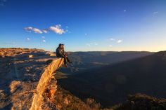 Best Places To Visit In Australia - Blue Mountains