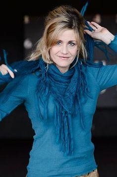 Marina Bouras is a Danish actress.