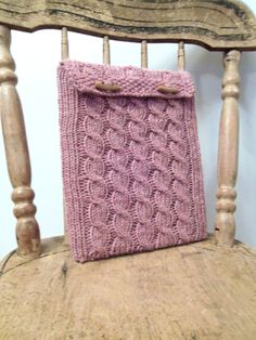 iPad Tablet Case Sleeve Cover Hand Knit by StoneyCreekKnitters, $35.00