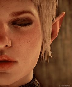 Velissisima von Knucklefronts- I've always wondered what color her eyes are. O.O