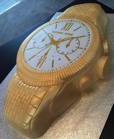 Michael Kors birthday cake - Cake by Diane Wilks