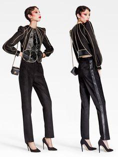 Ronald van der Kemp - Spring 2017 Couture Interesting...