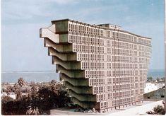 EUD I Raffaele Contigiani: L'Hôtel du Lac, Tunis I 1970 - 1974