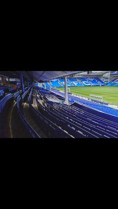Goodison Park, Everton, Soccer, City, Futbol, European Football, Cities, European Soccer, Football