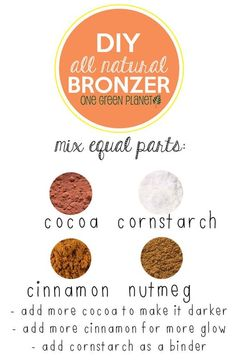 DIY Bronzer