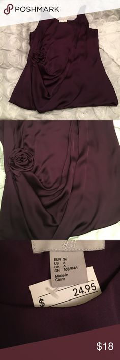 Cute H&M top! New with tags! H&M Tops Tank Tops