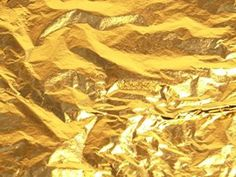 Gold can be manufactured so thin that it appears transparent. It is used in some aircraft cockpit windows for de-icing or anti-icing by pa. Crafts With Pictures, Gold Leaf, Arts And Crafts, Art Crafts, Picture Frames, Nail Art, Facts, Stuff To Buy, Jewelry Designer