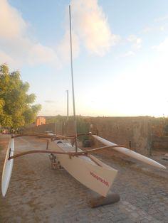 Outrigger Sailing Canoes: Tamanu from Brazil