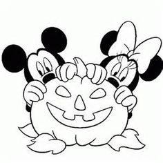 On this page you will find many Halloween coloring pages and ...