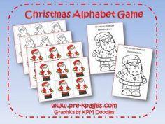 Christmas Theme | Holidays| Preschool | Kindergarten