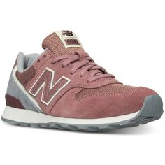 bb5b53ca89274 New Balance Women s 696 Winter Seaside Casual Sneakers from Finish Line -  Finish Line Athletic Sneakers - Shoes - Macy s