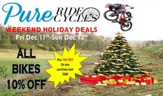 Don't miss out on the holiday sale THIS weekend