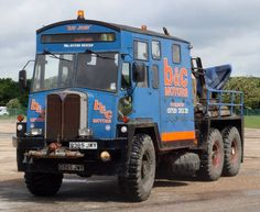 AEC Militant Recovery Vehicle