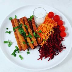 Cooked by Sri Tempeh, Carrots, Chips, Salad, Foods, Vegetables, Live, Cooking, Food Food