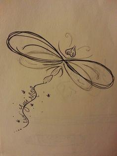 Dragonfly Tatoos, Dragonfly Tattoo Design, Bike Tattoos, Hand Tattoos, Cool Tattoos, Tattoo Design Drawings, Tattoo Sketches, Tattoo Designs, Kat Tat