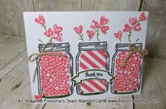 Stamp & Scrap with Frenchie: Frenchie's team in the Spotlight