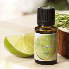 Lime Essential Oil - Home Remedies for Anxiety Attacks