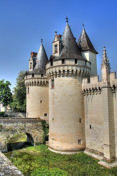 Chateau Dissay Poitou-Charentes
