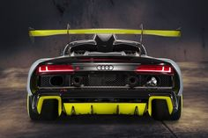 Photographs of the 2019 Audi LMS Coupe. An image gallery of the 2019 Audi LMS New Audi R8, Audi Rs, Audi Sport, Sport Cars, Supercars, Porsche 911 Gt2 Rs, Vw Group, Lamborghini Huracan, Circuit