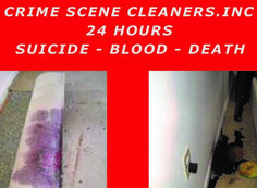 Crime scene cleanup is not for the faint of heart. Most crime scenes are the location of an egregious act. The repercussions of this act are the part of the crime scene which needs to be cleaned. Many locations of crime scenes involve the use of illegal substances which may be hazardous and toxic to