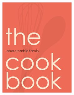 8 best family cookbook project images on pinterest cookbook ideas