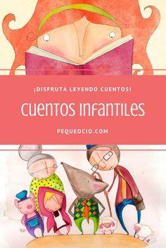 Cientos de cuentos infantiles para niños de todas las edades. Cuentos cortos para niños con los que disfrutarán cada día.