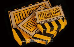 Logo, branding, packaging design and printing supplier for YELLOW CAB PIZZA CO. is one of the biggest pizza chains in the Philippines today with over 95 stores nationwide. Big Pizza, Great Pizza, Identity Design, Logo Design, Pizza Chains, Yellow Plates, Design Museum, Chevrolet Logo, Yellow Things