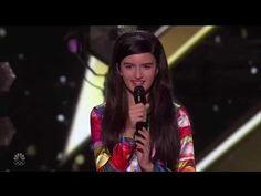 America's Got Talent The Champions 2020 Angelina Jordan Golden Buzzer Full Performance S2E01 - YouTube