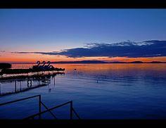 Lake Balaton -- Hungary -- Photo by An Lei