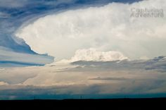Supercell Thunderstorm Pictures