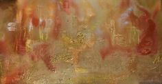 """Large Scale Mixed Media Original Painting - """"City of Lights"""" found at www. shonnawellsart.com"""