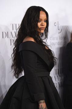 Rihanna at the 3rd Annual Diamond Ball at the Cipriani Wall Street (Sept 14)