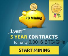 """PB Mining is currently facing difficulties. I got the following auto-response from their support:  """"pb mining is currently a failing business and a recovery is trying to be made. if you feel you have suffered a loss i am sincerely sorry, our losses are very large as well. there are thousands of customers affected by this. other options are also being looked at for sources of recovery. *This is an automated message. *"""""""