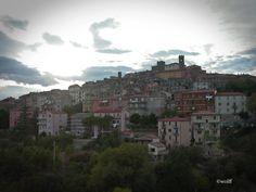 Manciano, Maremma, Toskana