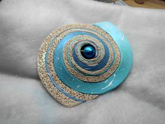 polymer clay jewerly by Ivana Daďourková, inspiration Petra Nemravova