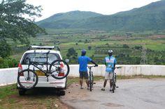 #Kochi to #Goa cycling