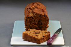 recette Cake à la courge sucrine du Berry et chocolat par radis rose #recette #faitmaison #cake #gateau #courge #chocolat #sucrineduberry #potager