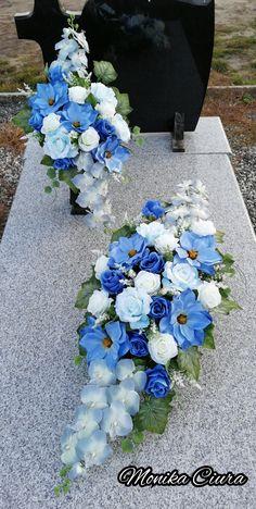 Grave Flowers, Cemetery Flowers, Memorial Flowers, Casket, Ikebana, Memorial Day, Funeral, Paper Flowers, Floral Arrangements