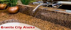 ‎$399 for $1,077 Worth of Granite Countertops from Granite City Alaska http://akrwds.com/GWRsQE