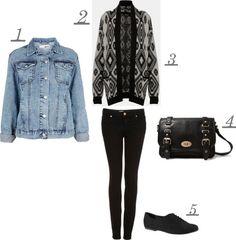 denim jacket outfits tumblr - photo #9