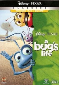 A Bug's Life (Blu-ray) Temporary cover art