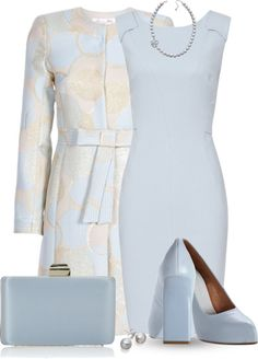 """Ice blue"" by marincounty on Polyvore"